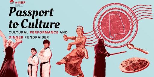 Passport to Culture Fundraiser