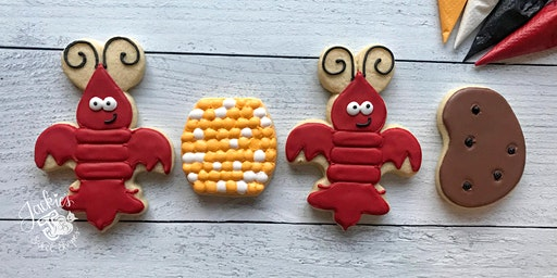 Crawfish Boil Cookie Decorating Class in Walker