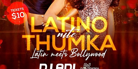 Latin Meets Bollywood tickets