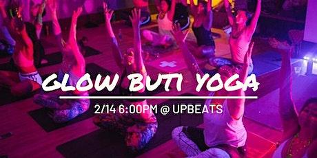GLOW Buti Yoga tickets