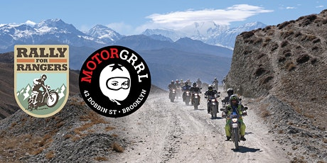 MotorGrrl presents an Evening with Rally for Rangers tickets