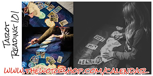 Tarot Reading 101 with Jade Anderson 2.23.20