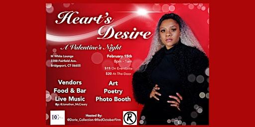 Heart's Desire - A Valentine's Night