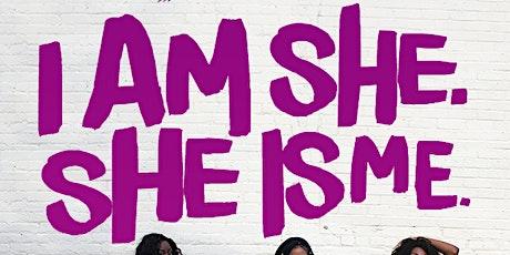 I Am She She Is Me tickets