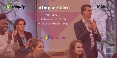 #Impact2020 STEM Day tickets