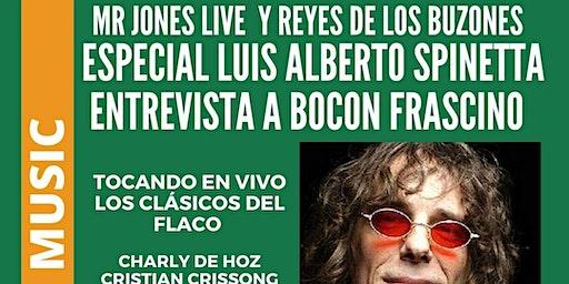 REYES DE LOS BUZONES ESPECIAL SPINETTA