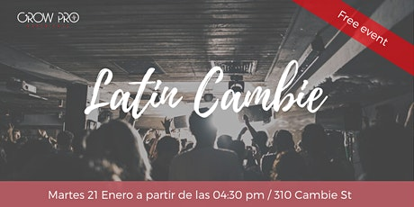 Latin Cambie tickets