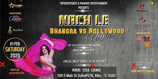 NACH LE | Bhangra vs Bollywood