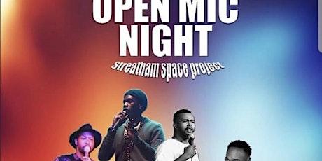 Open mic talent show tickets