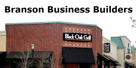 Branson Business Builders tickets