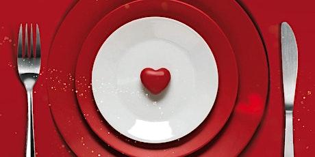 3rd Annual #LoveGoals Valentine Dinner Party tickets
