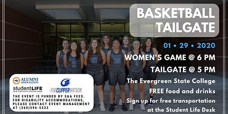 Clipper Basketball Tailgate! tickets