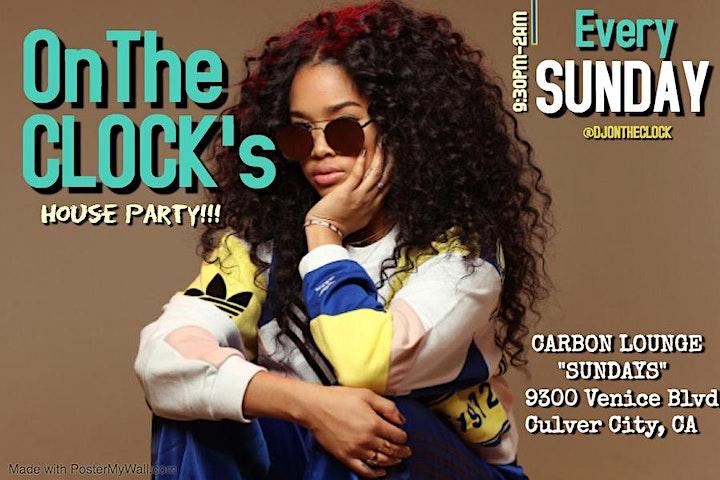 BUMPs & JAMz SUNDAY's w/ DJ OnTheCLOCK (FREE Entry) image