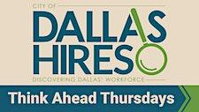 City of Dallas - Dallas Hires logo