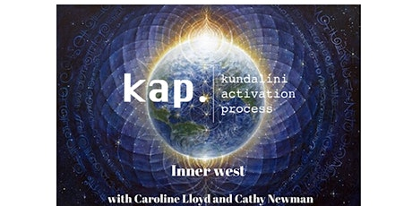 Kundalini Activation Process - Inner West tickets