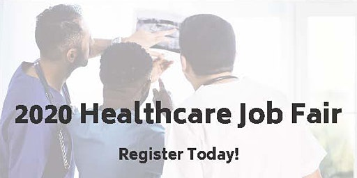 2020 Healthcare Job Fair