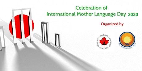 Celebration of International Mother Language Day 2020 tickets