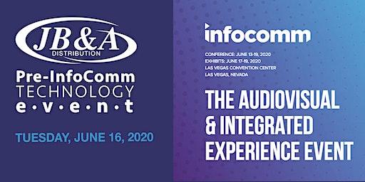 JB&A Pre-IC Tech Event 2020
