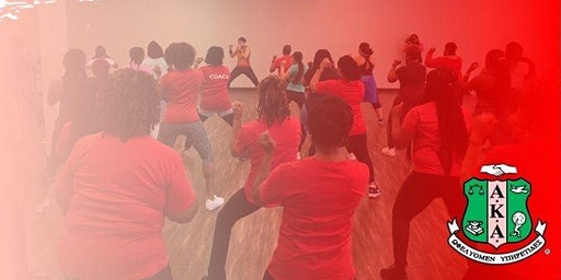 Pink Goes Red Zumba Party  - Chi Rho Omega