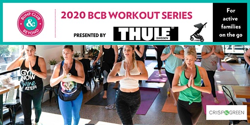 BCB Workout with CRISP & GREEN Presented by Thule! (Wayzata, MN)