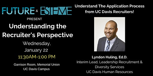 FUTURE Presents: The Recruiter's Perspective with Lyndon Huling, Ed.D