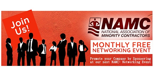 NAMC FREE NETWORKING EVENT