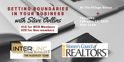 Setting Boundaries In Your Business with Steve Collins