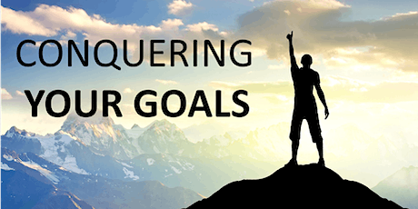 Webinar - Conquering Your Goals Canberra tickets