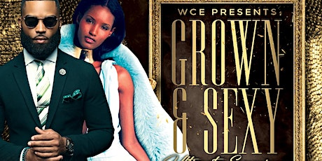The Grown n Sexy Experience tickets