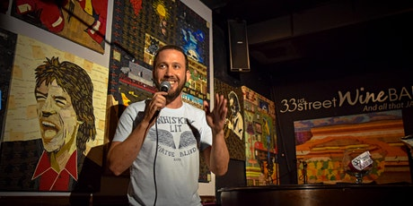 33rd Street Wine Bar Comedy Night tickets