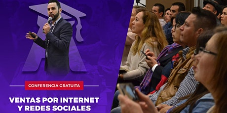 CONFERENCIA GRATIS - Ventas por Internet y redes sociales - 10:00 AM boletos
