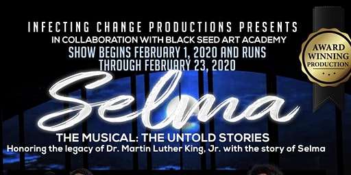 Selma The Musical: The Untold Stories - Montgomery, AL