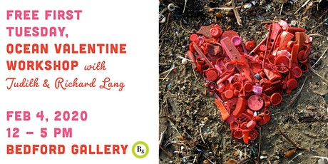 Free First Tuesday, Ocean Valentine Workshop tickets
