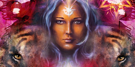 Goddess Full Moon Circle