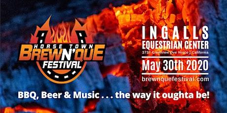 Horse Town Brew n Que Festival tickets