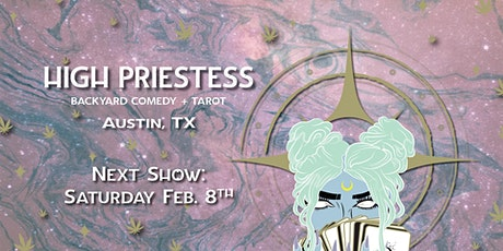 High Priestess February tickets