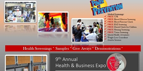 Health & Business Expo 2020 tickets