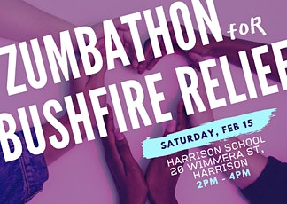 Zumbathon for Bushfire Relief tickets