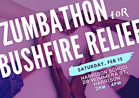 Zumbathon for Bushfire Relief