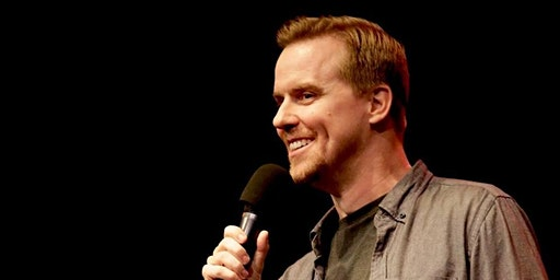 Slice of Comedy headlining Patrick O'Sullivan