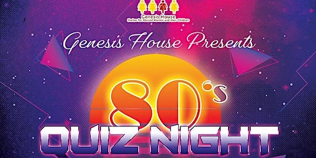 Genesis House Quiz Night tickets