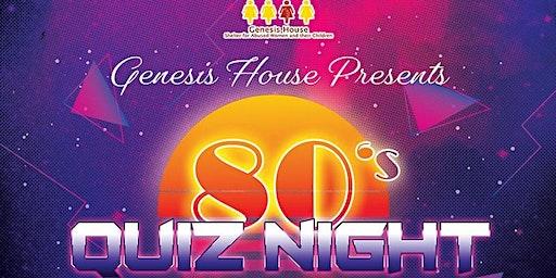 Genesis House Quiz Night