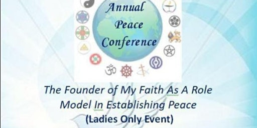 Annual Peace Conference 2020 ( Ladies Only)