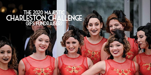 Charleston Challenge RFS FUNDRAISER | Live @ The Hydro Majestic | Roaring 20s Festival