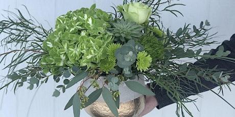 Lady Luck St. Patricks Day Flower Workshop tickets