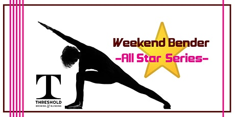 Weekend Bender - All Star Series tickets