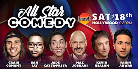 Jade Catta-Preta, Kevin Nealon, and more - Special Event: All-Star Comedy tickets
