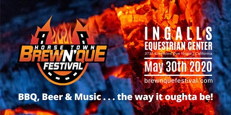 Horse Town Brew n' Que Festival tickets