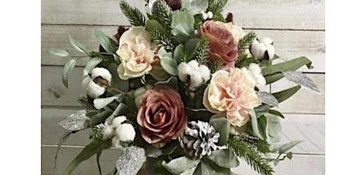 Floral design workshop at Jake Rooneys