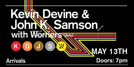 Kevin Devine / John K. Samson tickets